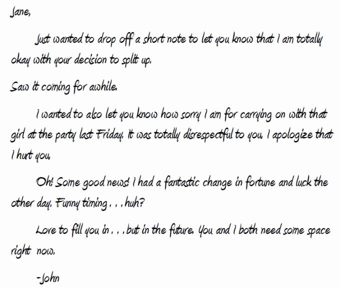 Letter to Get Her Back Unique Writing A Letter to Your Ex Girlfriend to Get Her Back