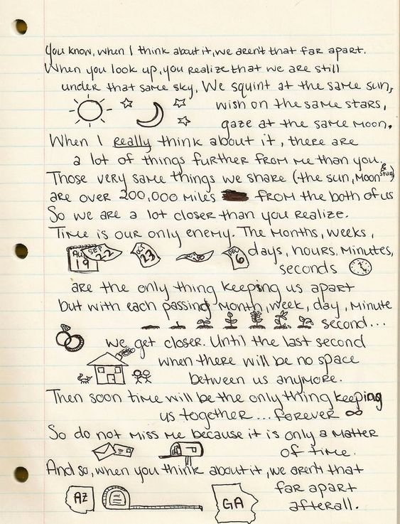 Letter to My Boyfriend Beautiful A Letter to My Boyfriend that Will Make Him Cry