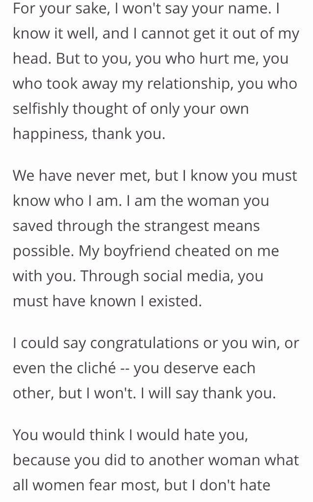 Letter to My Boyfriend Lovely An Open Letter to My Boyfriend