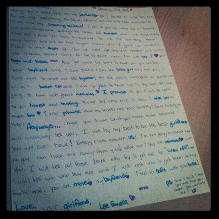 Letter to My Boyfriend New 9 Best Letter Writing Tips Images On Pinterest