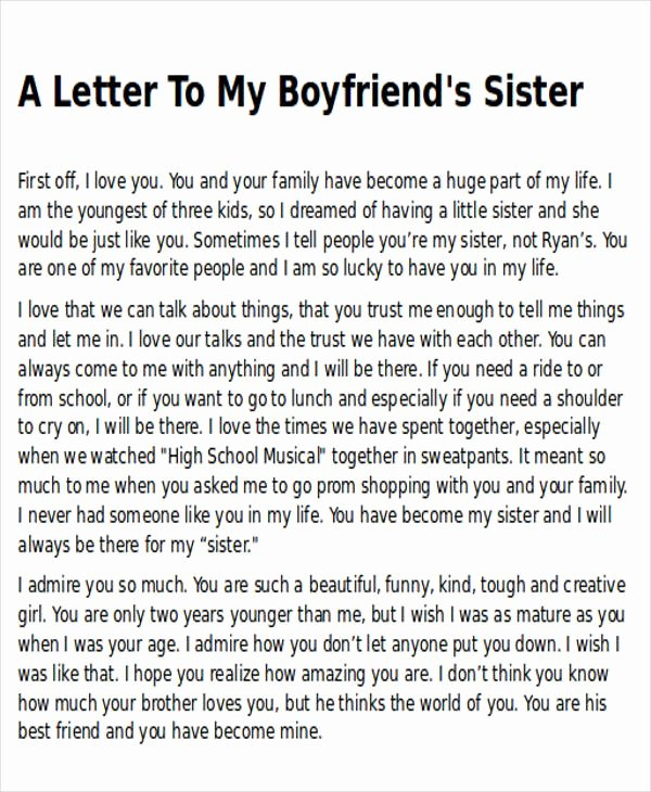 Letter to My Boyfriend New Sample Thank You Letter to My Boyfriend 5 Examples In