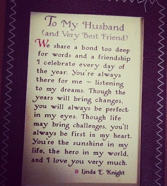 Letter to My Husband Best Of I M One Lucky Woman to Have Such An Amazing Man In My Life