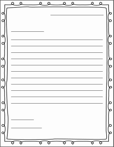 Letter Writing Templates for Kids Beautiful 15 Best Shirley Jingles Images On Pinterest