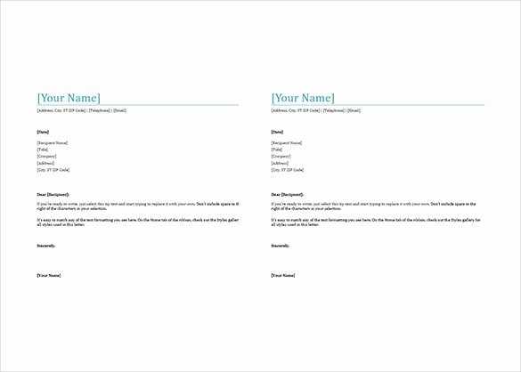 Letterhead Design In Word New 32 Free Download Letterhead Templates In Microsoft Word