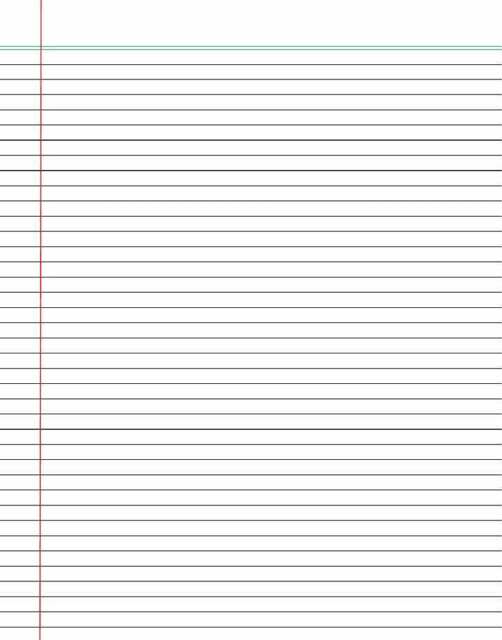 Lined College Ruled Paper Luxury 3 College Ruled Paper Free Download