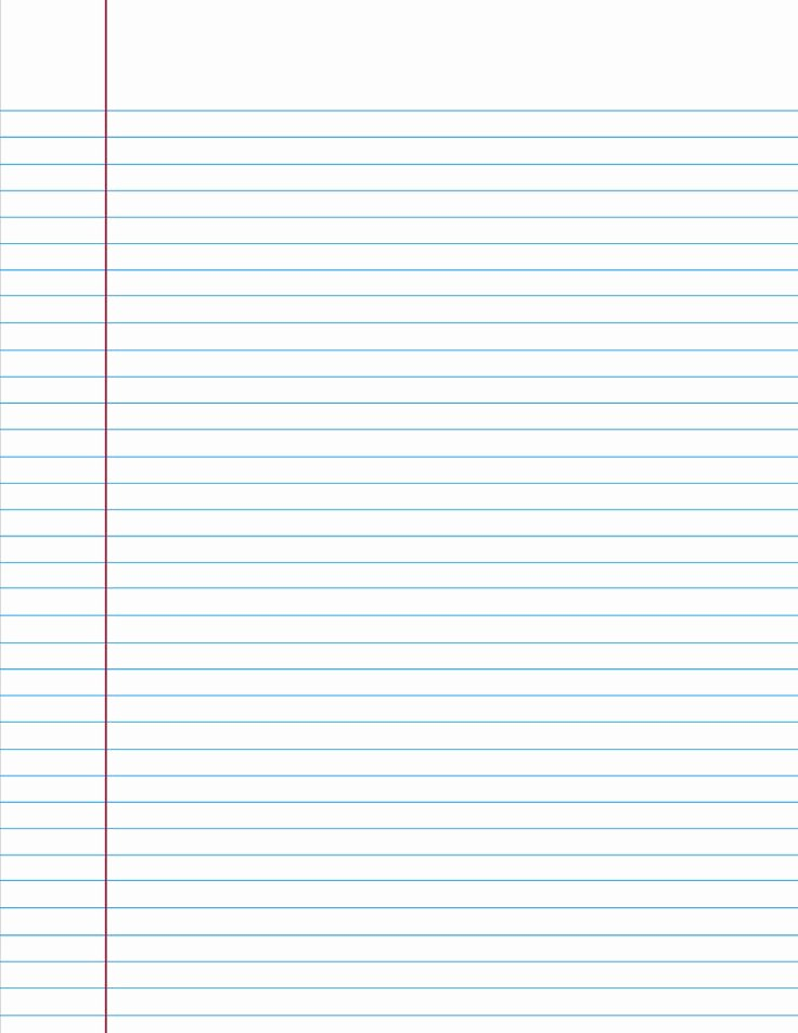 Lined College Ruled Paper Unique the 25 Best Ruled Paper Ideas On Pinterest