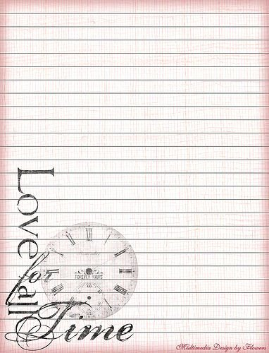Lined Letter Writing Paper Awesome Free Printable Lined Stationery Paper Love