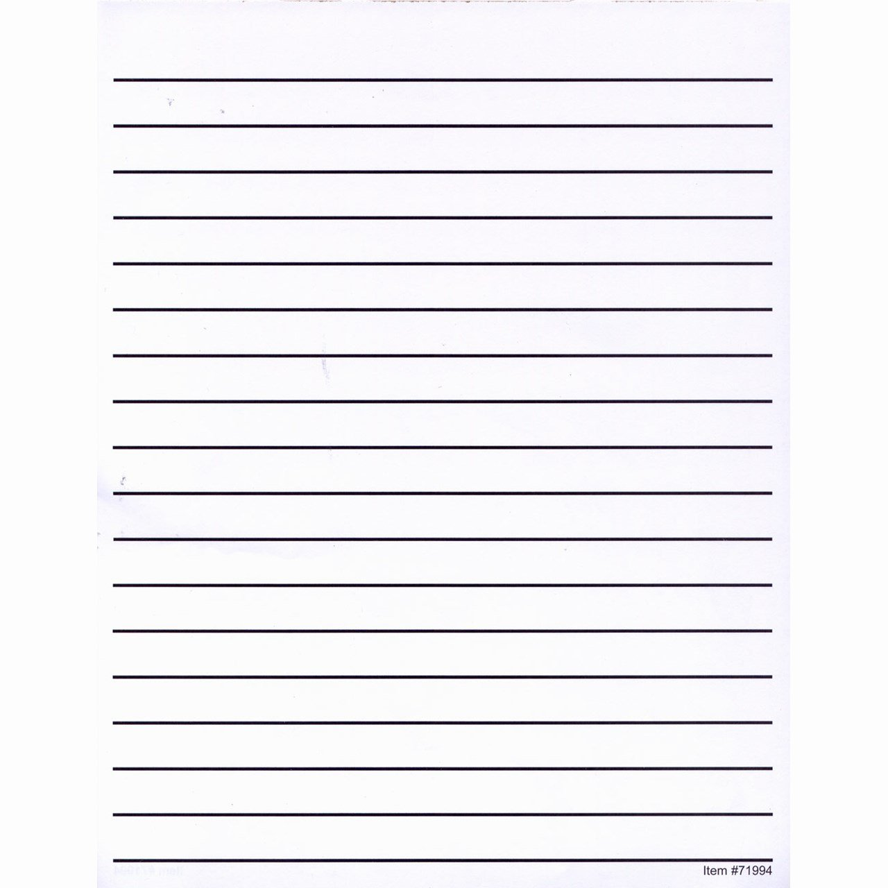 Lined Letter Writing Paper Lovely Maxiaids