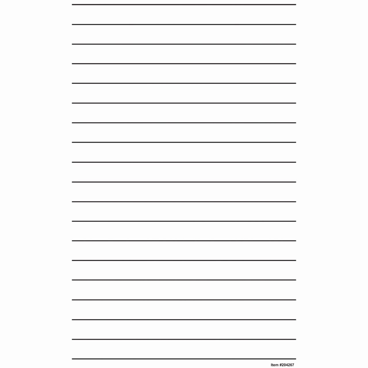 Lined Writing Paper Best Of Maxiaids