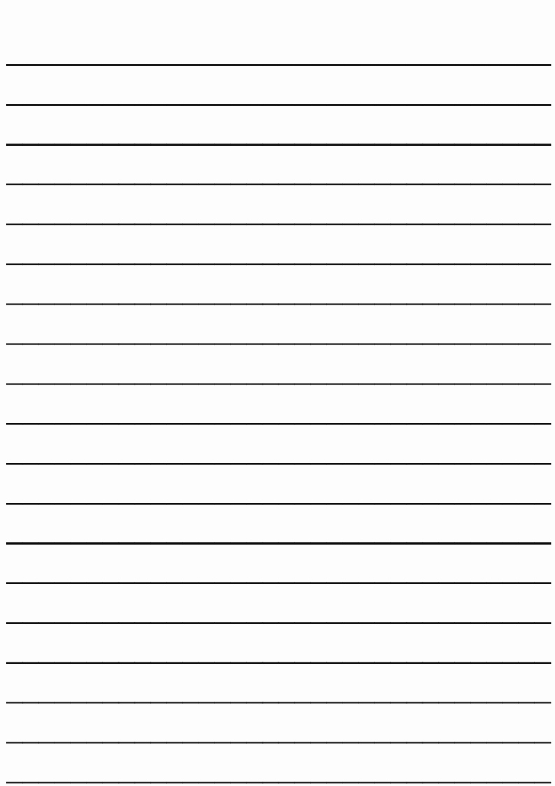 Lined Writing Paper Template Fresh A Range Of Free Downloadable Writing Templates – Edtech