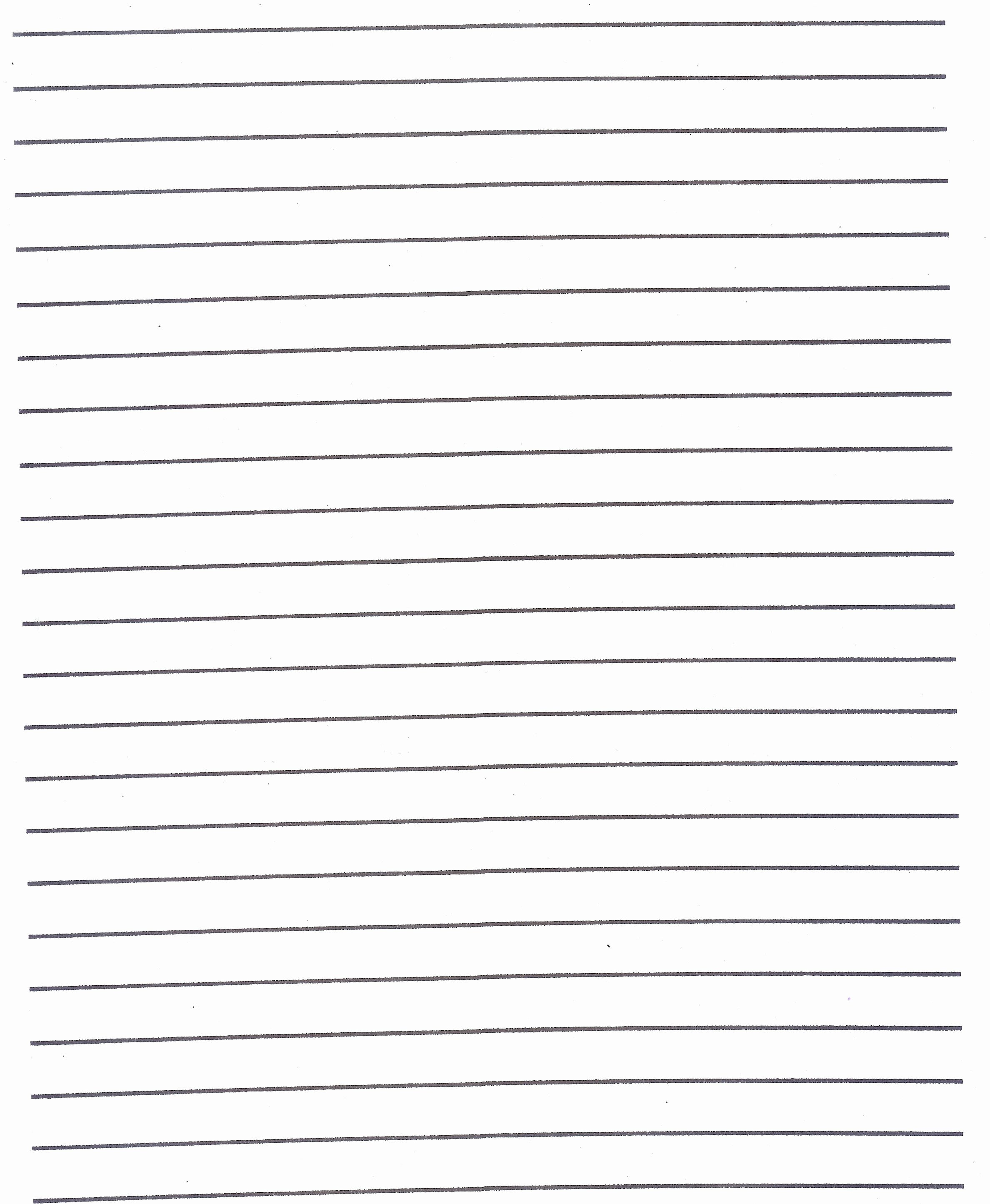 Lined Writing Paper Template Unique Paper Templates