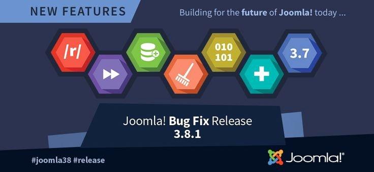 Logo Release form Template Best Of Joomla 3 8 1 Release Joomla