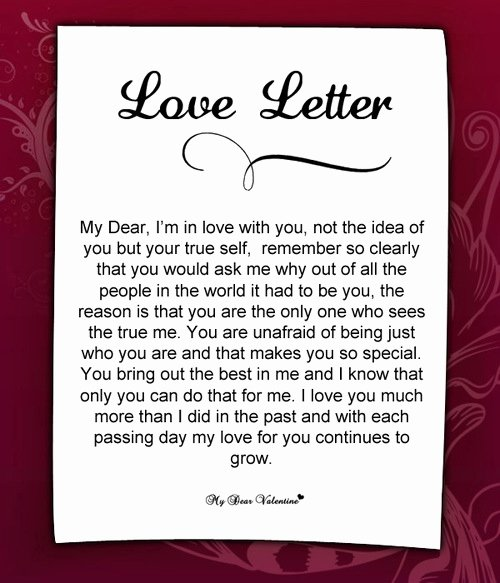 Love Letter to My Boyfriend Fresh Best S Of Love Apology Letters for Him Love Letters