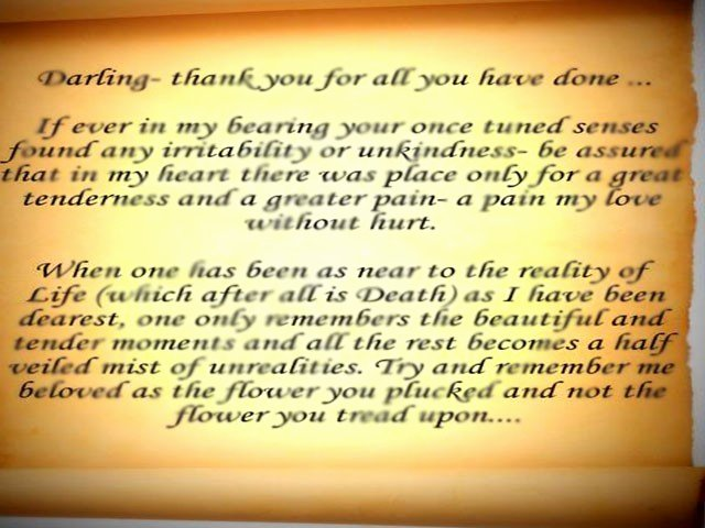 Love Letter to Wife Lovely Ruttie's Love Letter to Jinnah – the Express Tribune Blog