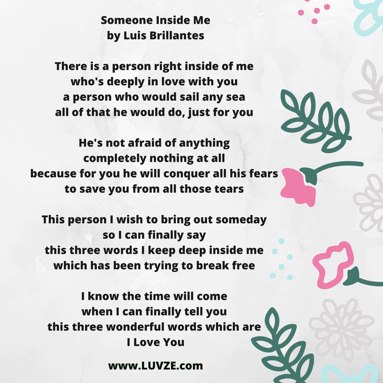 Love Poems Of Great Men Inspirational 52 Cute Love Poems for Her From the Heart