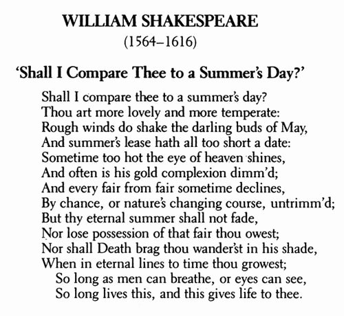 Love Poems Of Great Men Inspirational William Shakespeare Poems and Quotes Quotesgram