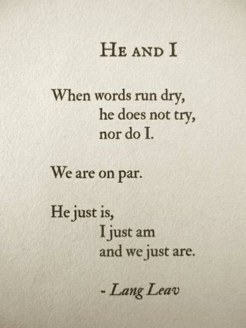 Love Poems Of Great Men Lovely Love Poems sometimes so Very Simple Our Just Being Able