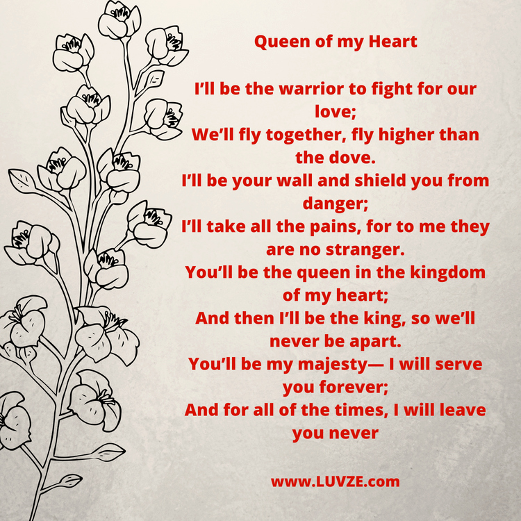 Love Poems Of Great Men Unique 52 Cute Love Poems for Her From the Heart