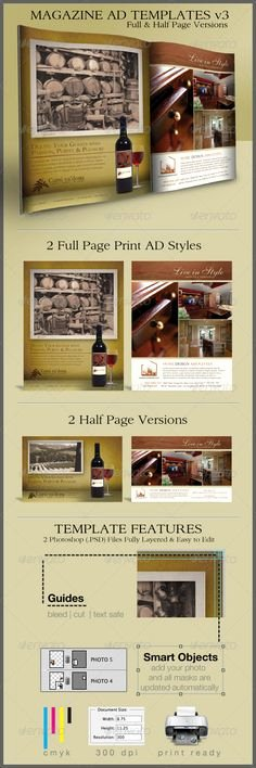 Magazine Ad Template Free Best Of 1000 Images About Print Ad Templates On Pinterest