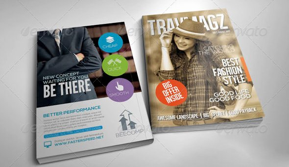 Magazine Ad Template Free Best Of Free and Premium Print Magazine Templates 56pixels