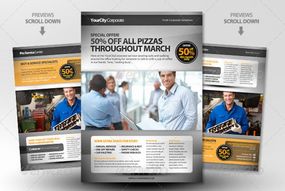 Magazine Ad Template Free Unique 72 Advertising Design Templates Word Psd Ai Eps