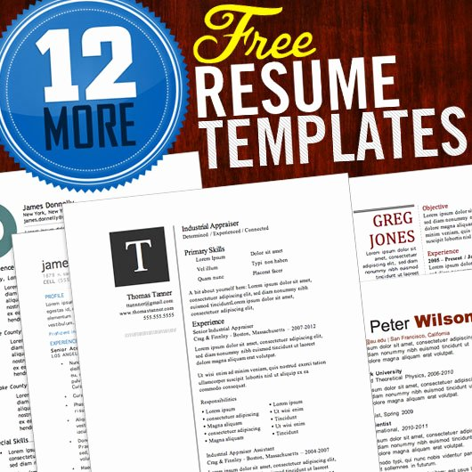 Magazine Templates for Microsoft Word Elegant 12 Resume Templates for Microsoft Word Free Download