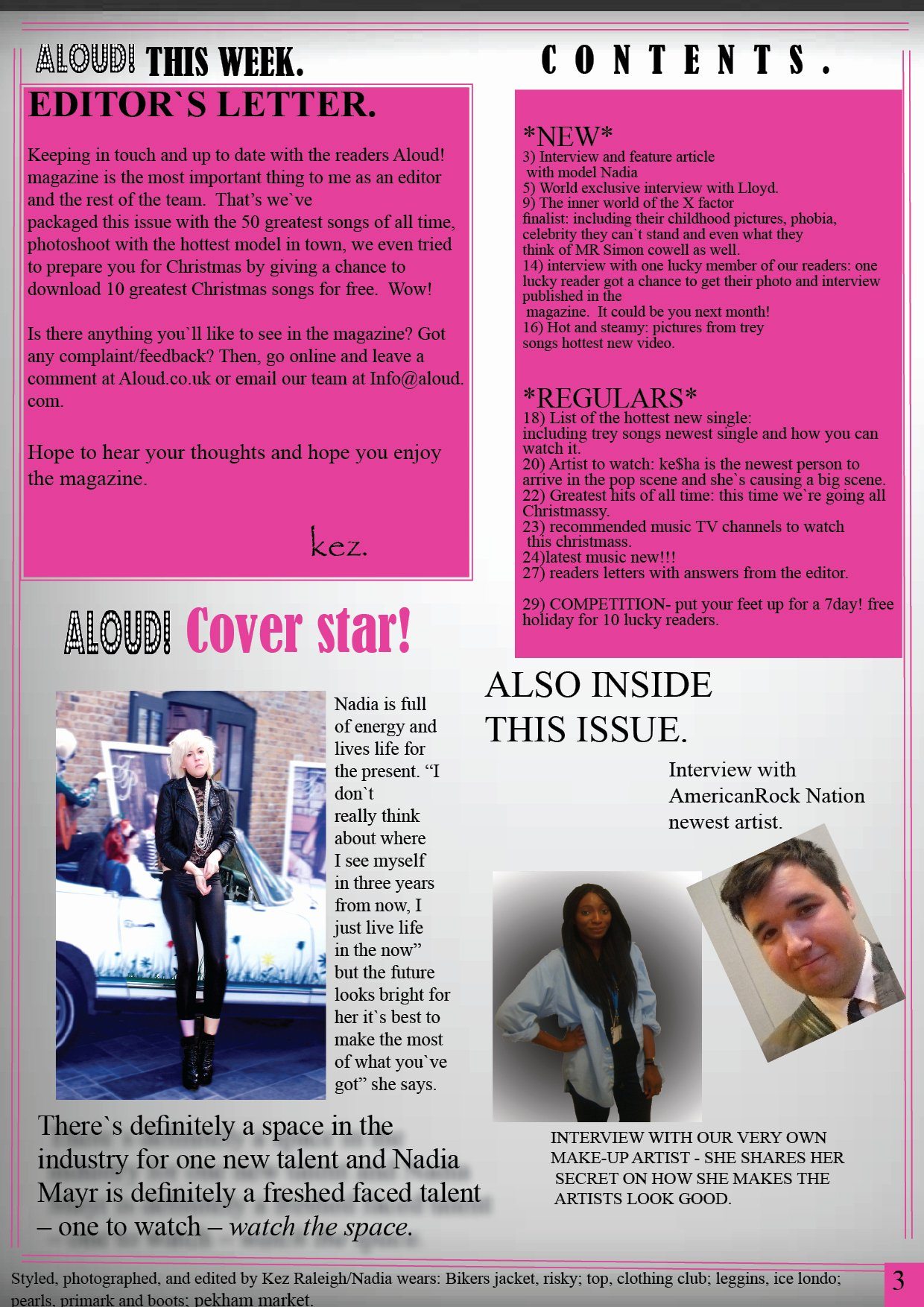 Magazine Templates for Microsoft Word Fresh Word Template for Magazine Articledownload Free software