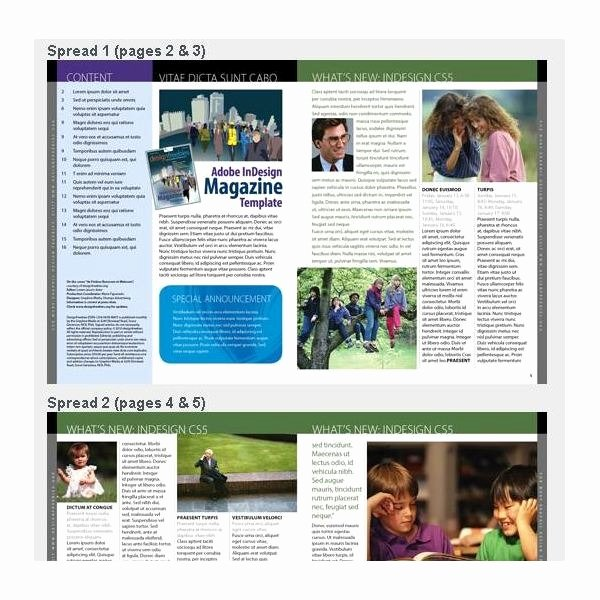 Magazine Templates for Microsoft Word Lovely Magazine Template Word