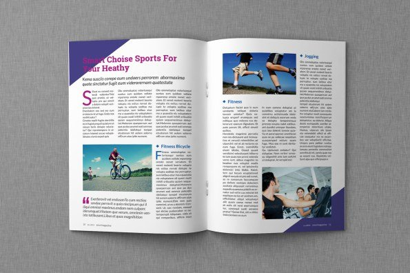 Magazine Templates for Word Beautiful 8 Microsoft Word Magazine Templates Layouts Styles