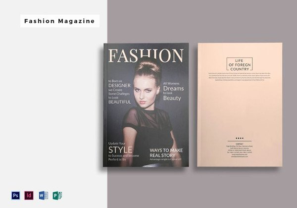 Magazine Templates for Word New 58 Psd Catalogue Templates Psd Illustrator Eps