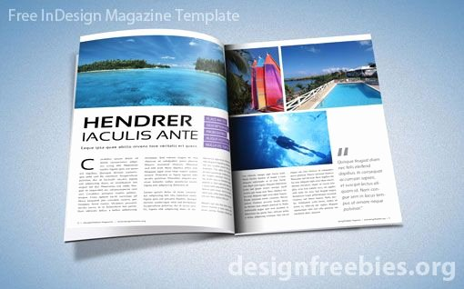 Magazine Templates for Word Unique Magazine Template Adobe Indesign and Templates Free On