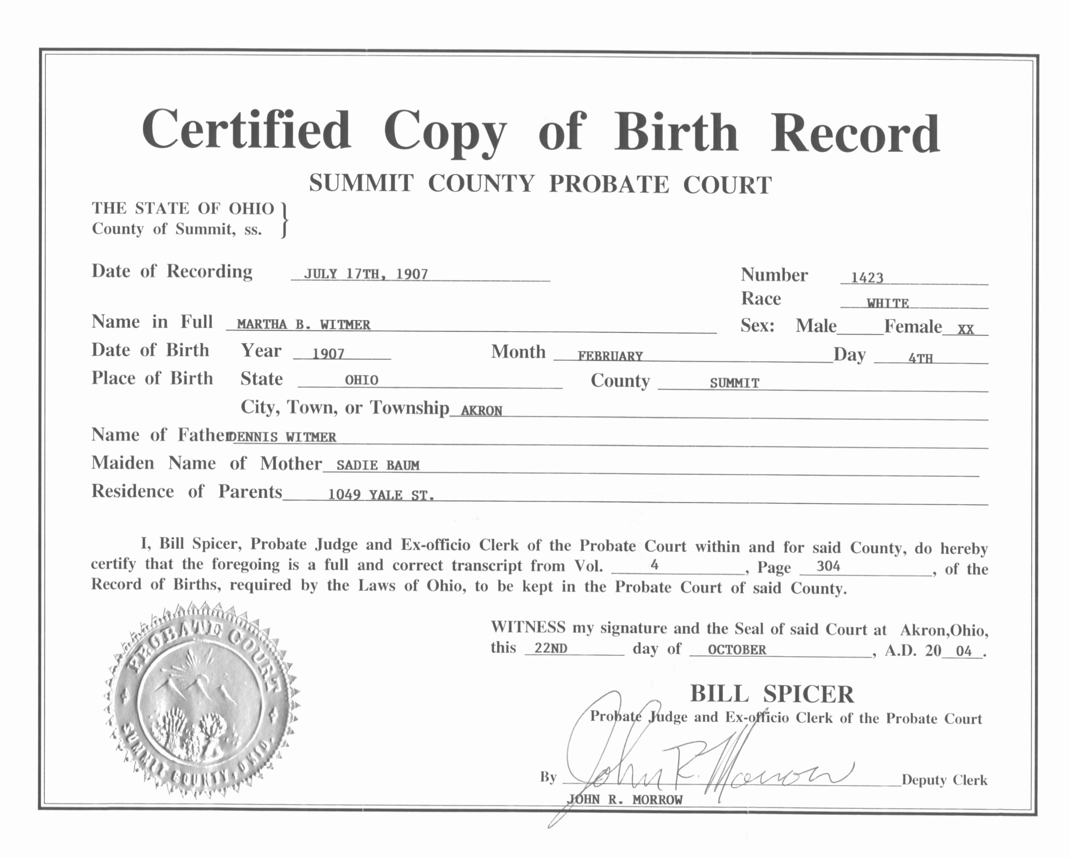 Make A Fake Death Certificate Best Of when You Want to Know Just How Much Money You Have In Your
