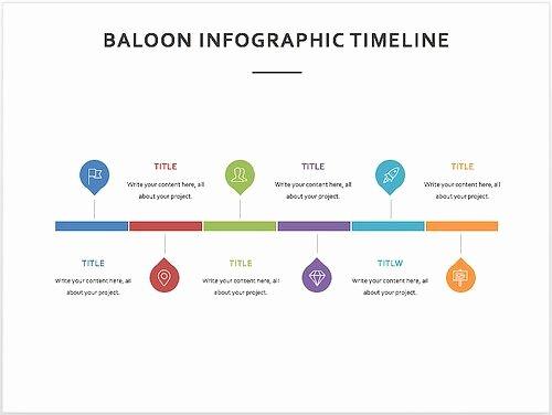 Make A Timeline In Word Lovely Timeline Template