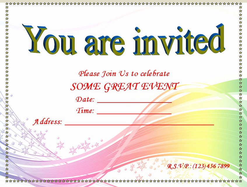 Make An Invitation In Word Awesome Invitation Youth Minister Riverchase Church Of Christ