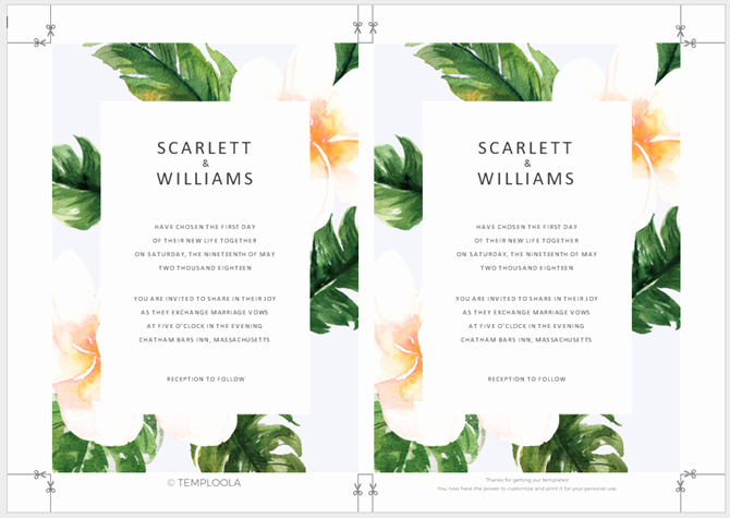 Make An Invitation In Word Inspirational 13 Free Templates for Creating event Invitations In
