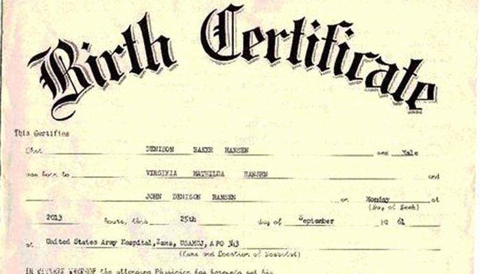 Make Fake Death Certificate Elegant From Birth to Certificates now You Have to Fill