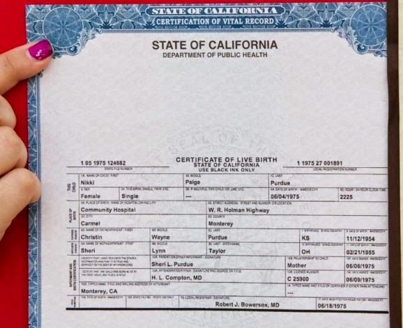 Make Fake Death Certificate New California Birth Certificate Template Vital Record