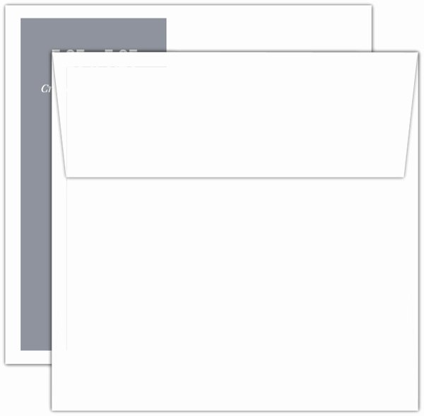 Make Your Own Envelopes Templates Awesome Create Your Own 5 25x5 25 Envelope