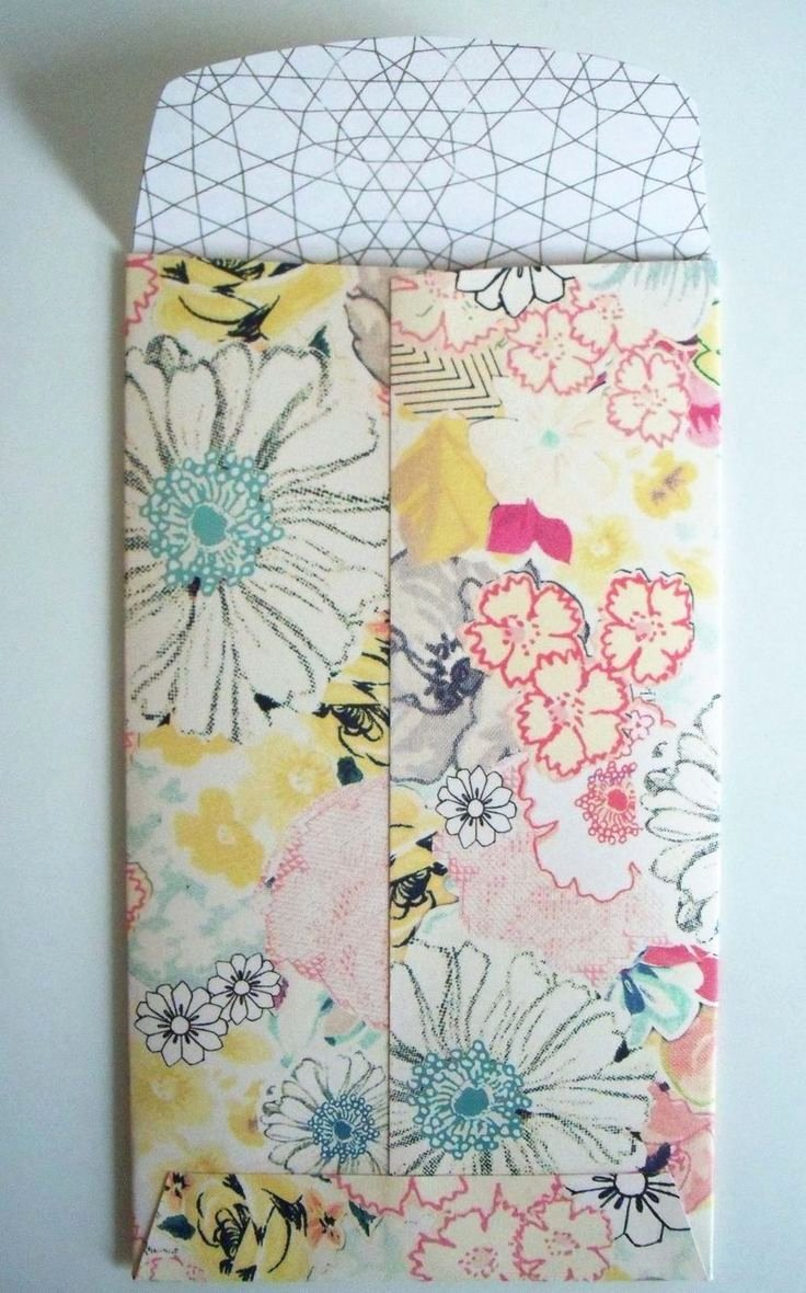 Make Your Own Envelopes Templates Inspirational Homemade Envelopes Patterns & Templates