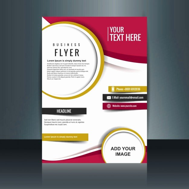 Making A Free Brochure Awesome Flyer Vectors S and Psd Files