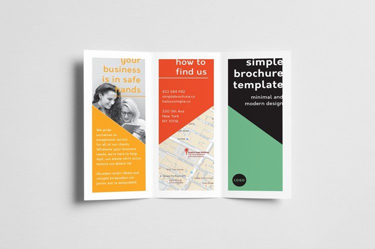 Making A Free Brochure Best Of How to Create A Trifold Brochure In Adobe Indesign