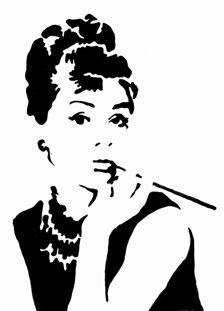 Marilyn Monroe Stencil Art Inspirational Marilyn Monroe Silhouette Stencil Google Search