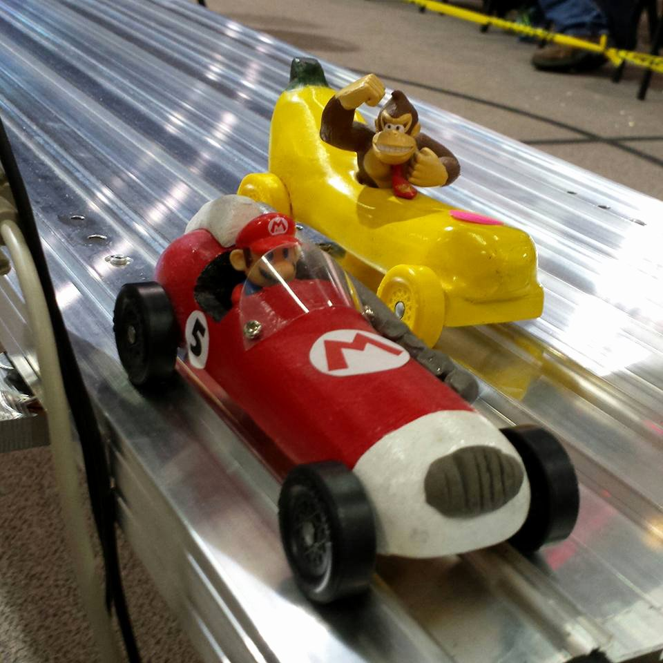 Mario Pinewood Derby Car Awesome Fantastic Pinewood Derby Cars Of 2016 – Boys Life Magazine