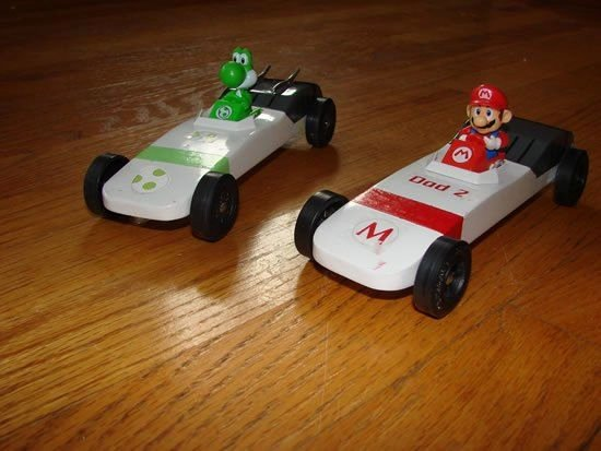 Mario Pinewood Derby Car Fresh Pinewood Derby Car Boys Life Magazine
