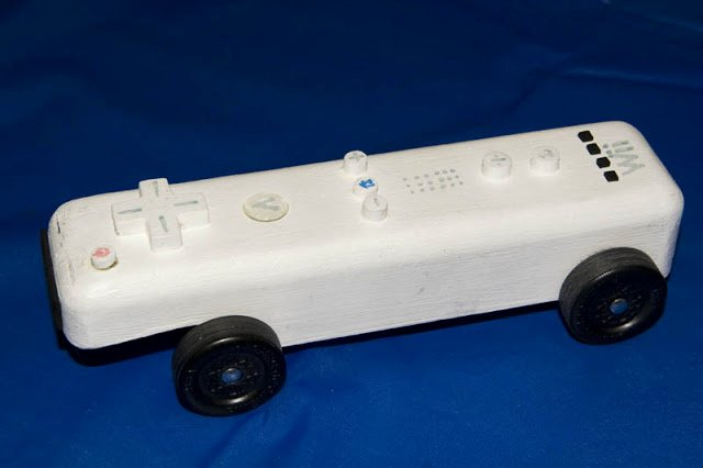 Mario Pinewood Derby Car Lovely the Bartle Bulletin Derby Day