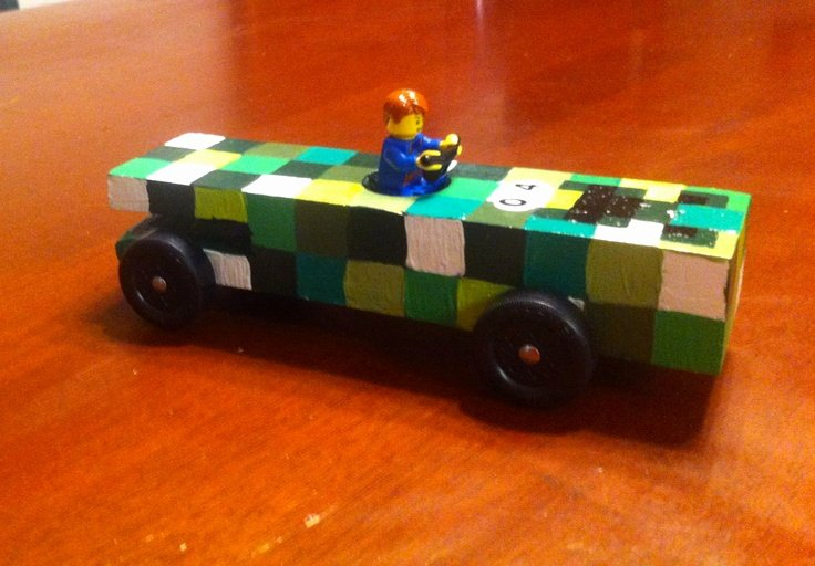 Mario Pinewood Derby Car New 38 Best Images About Boys Stuff On Pinterest