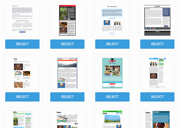 Marketing Campaign Template Best Of Email Marketing Services HTML Templates & Campaign