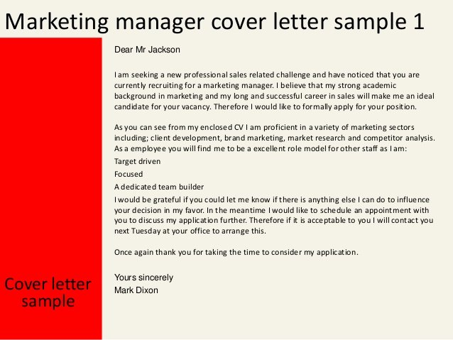 Marketing Director Cover Letter New Sample Covering Letter for Marketing Work with Others