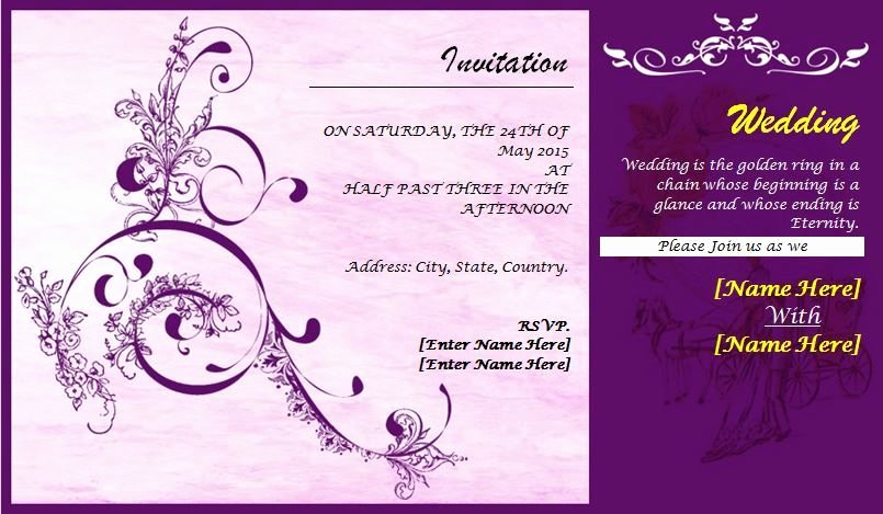 Marriage Invitation Card Design Awesome Professionally Design Wedding Invitation Card Can Help You