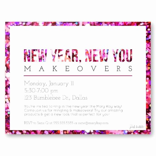Mary Kay Invitations Template Beautiful 20 Best Mary Kay Invitations Images On Pinterest